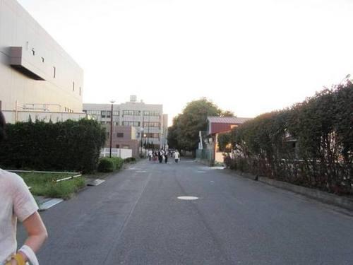 大学構内091811.JPG